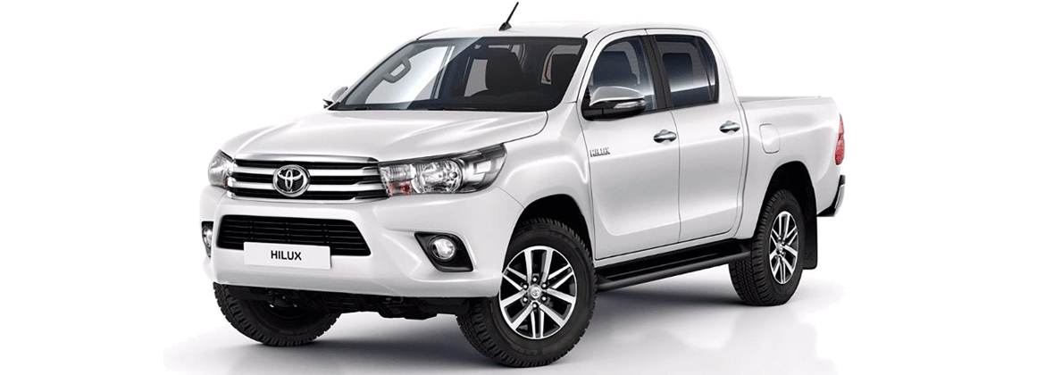 Hilux Revo Double cab 2016+