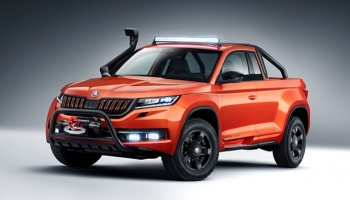 Skoda Mountiaq : le pick-up des étudiants de la Skoda Akademie